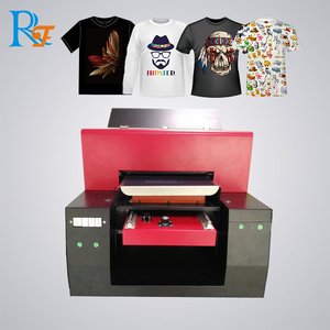 2018 new arrived automatic a3 t shirt printer price