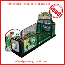 coin operated video sensor soccer machines big football simulator ticket prize games machines