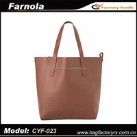 2015 alibaba china tote bags factory style fashion leather famous brand hand bags for sale