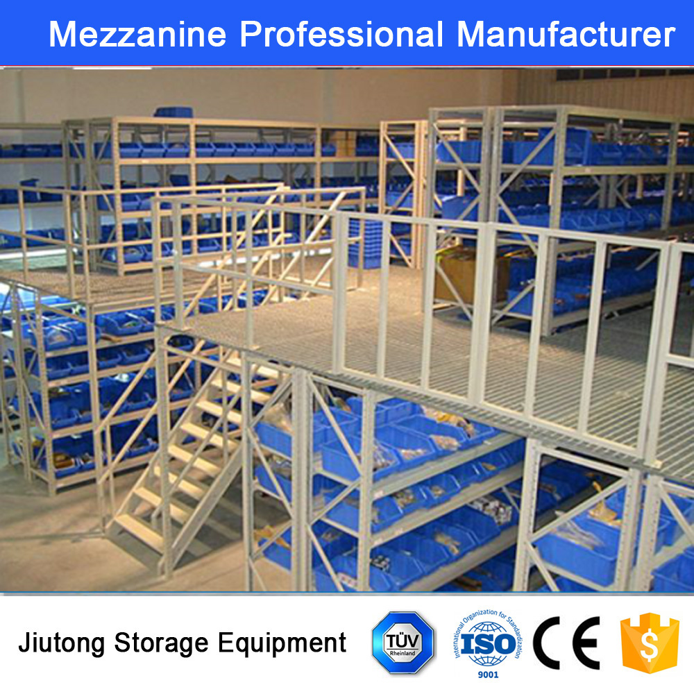 Metal Rackings and Storage Equipment for Heavy and Light Goods