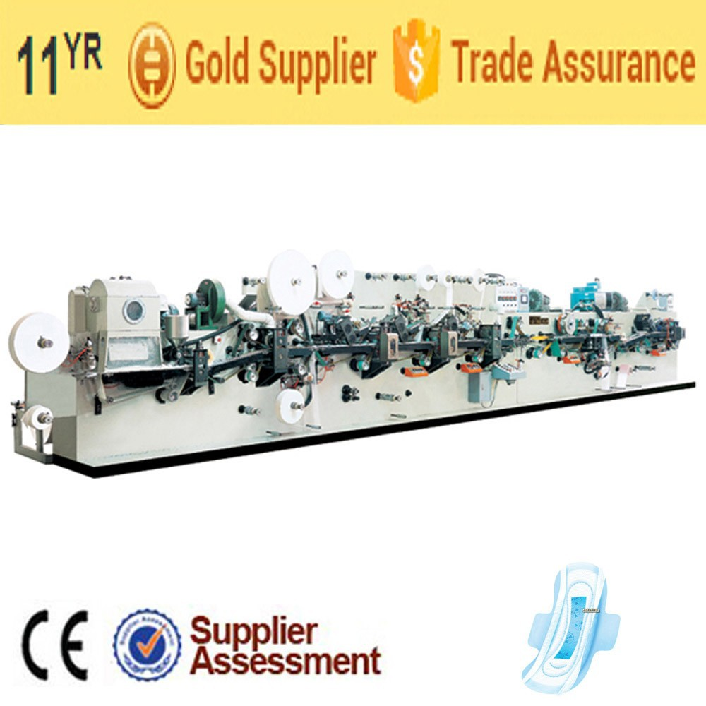 MH-280 sanitary napkin production line
