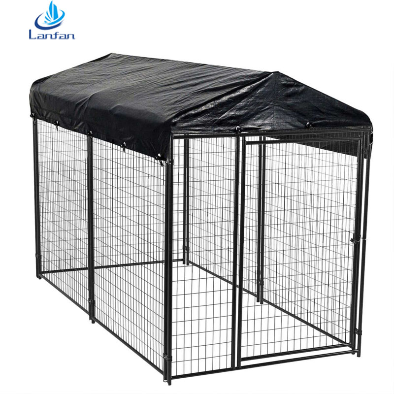 Professional factory direct sale wholesale dog kennel large outdoor