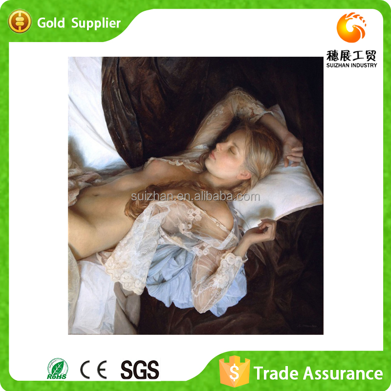 Wholesale Price Mosaic Art Diamond Painting Nude Chinese Girls Photos
