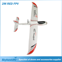 2000mm Skysurfer FPV rc plane glider remote control plane for long flight time flying