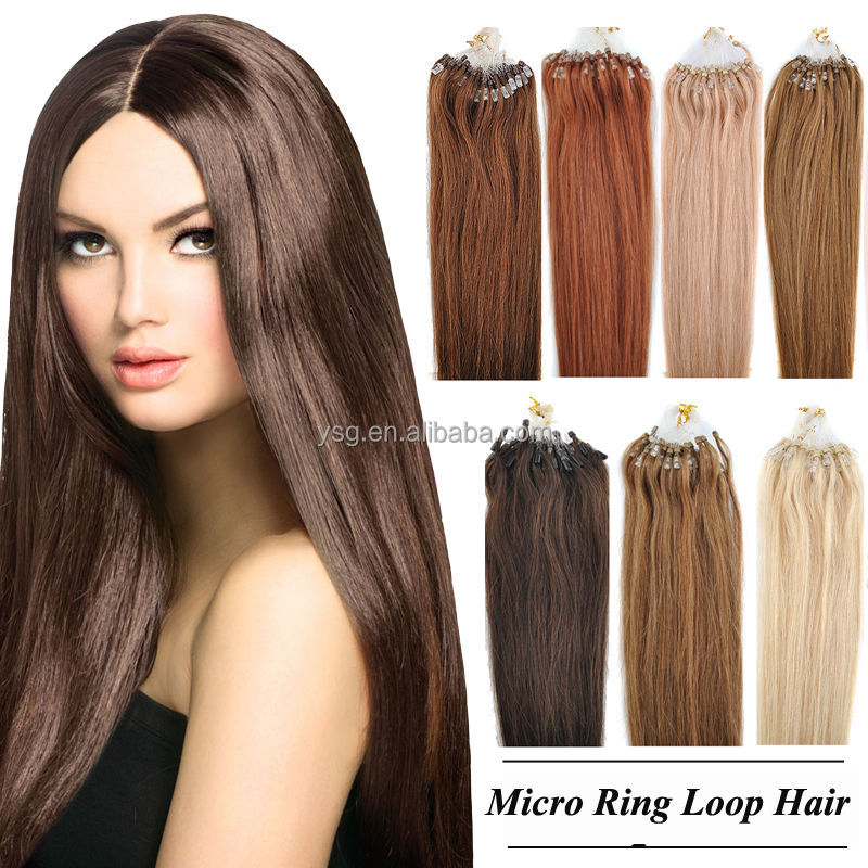Micro Ring Hair Extensions Instock 20 26inch 468613 And