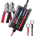 6V 12V 0.75A,1.0A,1.25A,1.5A Intelligent Fully Automatic Car Motorcycle Battery Float Charger / Maintainer