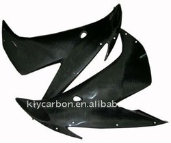 Side panels carbon motorcycle parts