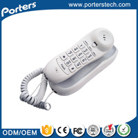 Cheap Basic Corded Telephone Set Wall