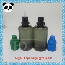 wholesale 30ml liquid tar bottle e liquids for cigarettes mod spray pump bottle