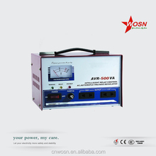 AVR 0.5KVA 500VA 500W home voltage regulator stabilizer for computer