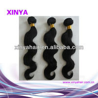 trustfull best quality reasonable price black natural hair ponytail