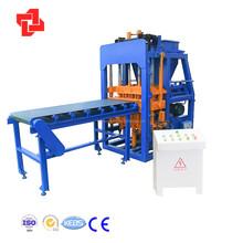 construction equipment XYM4-10 clay brick moulding machine red soil brick making machine