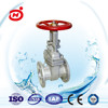 Lined Flanged Gate Valve CF8 CF8M