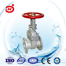 Lined flanged gate valve- CF8/CF8M