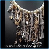 gift baroque pearl necklace