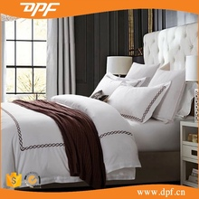 Egyptian cotton Luxury Hotel Bedding set collection / duvet cover flat
