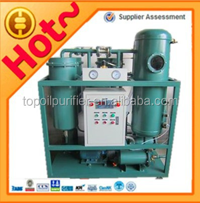 3000 LPH compressor waste oil processing