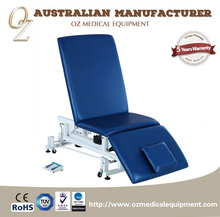 Used Acupuncture Table Motorized Hospital Bed Electric Examination Couch