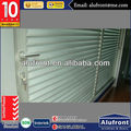 reasonable price aluminium louver window
