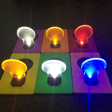 Bulb Shaped Led Credit Card Light