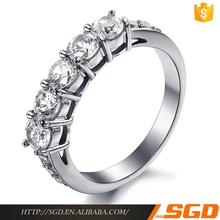 Fashion Women Accessories Ring diamond jewelry with dropshipping