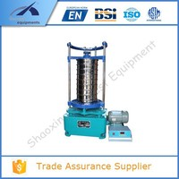 2015 New Design Industrial Laboratory Mechanical Standard Sand Electric Vibrating Sieve Shaker