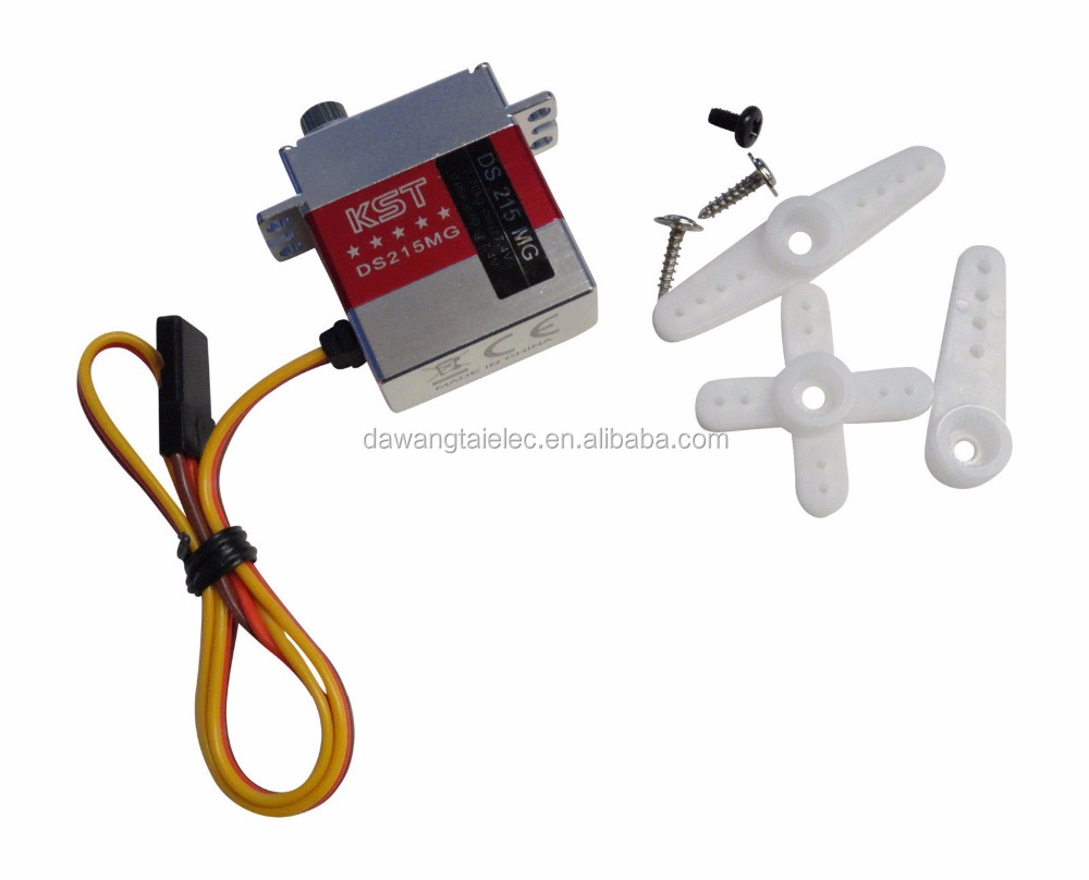 DS215MG V3.0 Digital Metal Gear Servo FOR RC 450 500 Helicopter