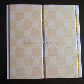 Haining Square PVC Lightweight Wall Tiles