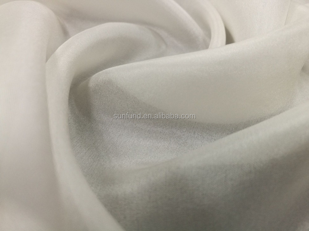 8mm high quality habotai silk ready for dyeing panting tie dyeing