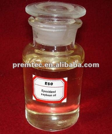 Chemical Auxiliary Agents Epoxidized Soybean Oil/ ESO/ ESBO