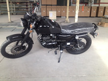 EEC 125cc royal enfield motorcycle