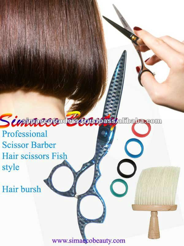 Best Hair cutting scissors and Hair Bursh