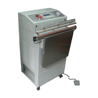 Vacuum Sealer With Air Flush