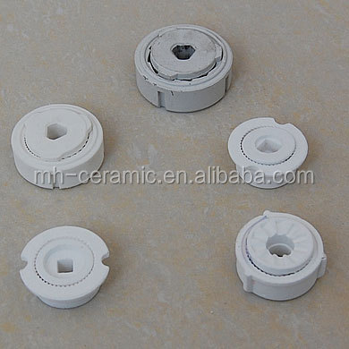 corrosion resistant ceramic pepper mill parts from China