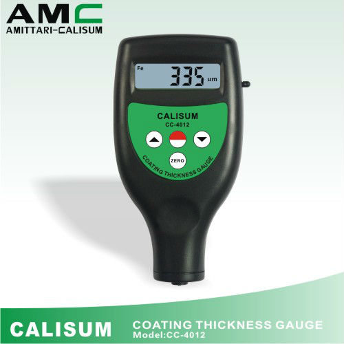 CE certificate Digital Plating thickness measurement CC-4012