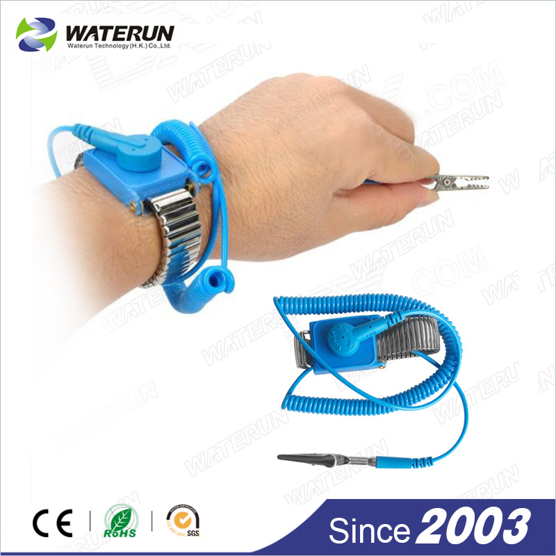 Elastic band Adjustable Elastic esd wrist strap factory