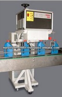 Semi-Automatic and Automatic Plastic Bottle Induction Cap Sealing Machine