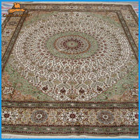 camel manufactures handmade persian carpet with large inventory