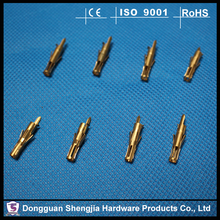 stainless Steel metal lathes stamping terminal connector pin