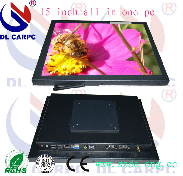 15 inch Rugged Touch Industrial nude pcs