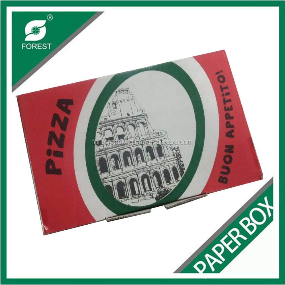 CHEAP COLOR CUSTOM PIZZA SLICE BOX WITH LOGO PRINTING,WHOLESALE PIZZA BOX MANUFACTURER FROM CHINA