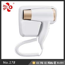 Wall Mounted Hair Dryer Holder for Hotel