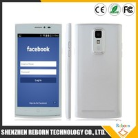 5.0 Inch Capacitive Screen Smart 3G Cell Phone / hong kong cell phone prices