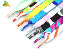 Wholesale Custom Printed Shoelaces,Shoe Laces LED Shoelaces with High Quality