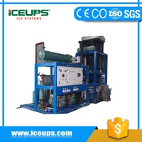 commercial tube Ice machine with CE 10Tons/24 hours
