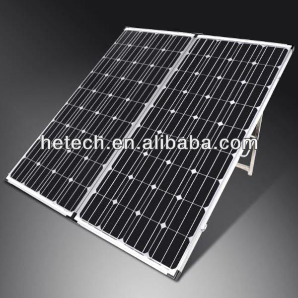 High quality 200w folding solar panel folding pv module with good price