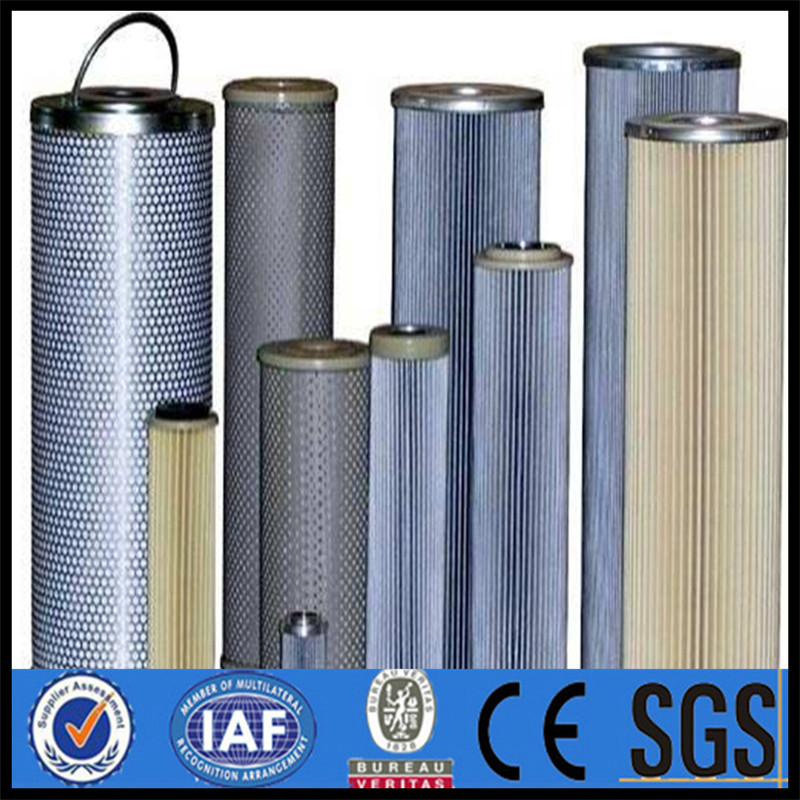 China Best Price Stainless Steel Filter Wire Mesh Screen Tube / Round Hole Perforated Metal Cylinders filter