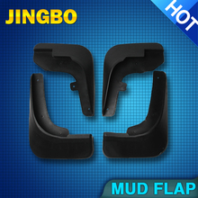 Car mud flap PP plastic mudguard with high quality for peugeot Jingbo
