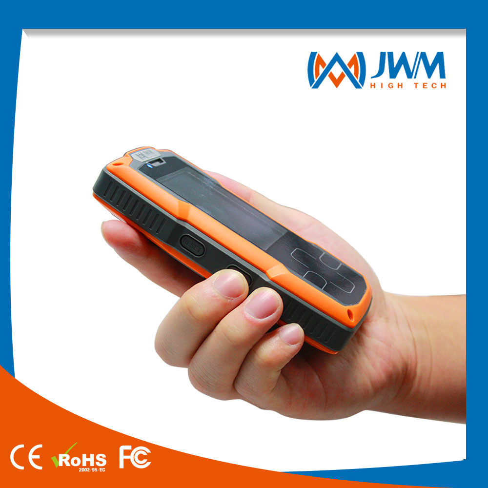 ABS plastic 3G Real-time GPS GPRS GSM warehouse guard tour solution with camera and phone call