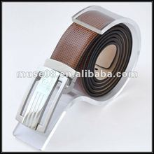 M8010A2 Coffee fake designer fashion belts